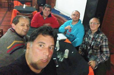 Documento OVNI desclasificado por CEFORA fue abordado en el 88vo Café Ufológico de Mendoza