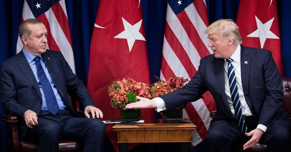 Erdogan vs Trump