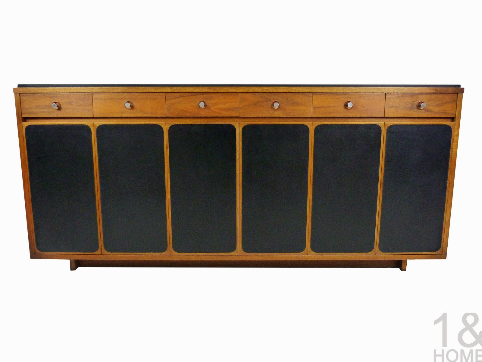 Paul McCobb for H Sacks & Sons Mid-Century Modern Buffet Sideboard Credenza