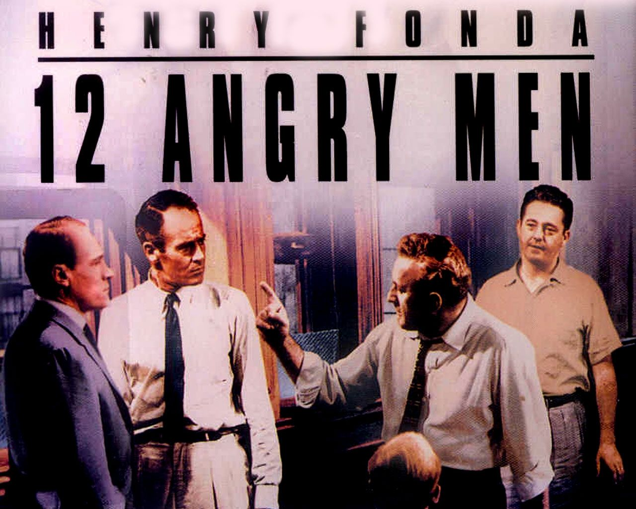12 Angry Men triv wallpapers