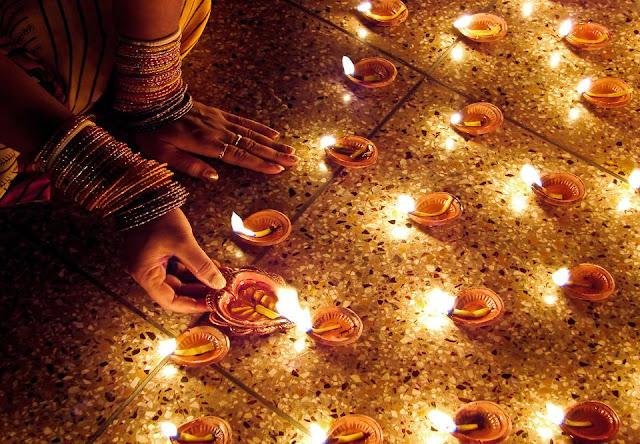 Diwali Fireworks 2018
