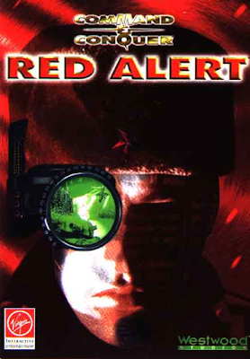 Command & Conquer Red Alert PC Cover