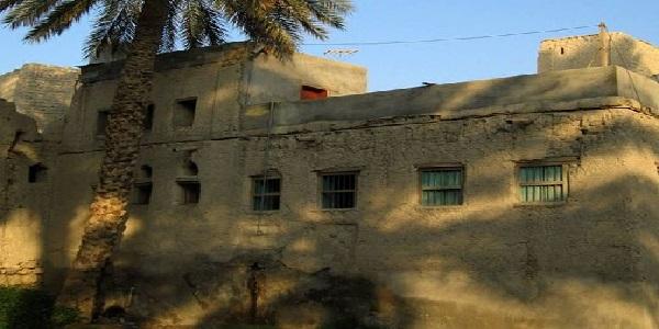 البيت العماني القديم