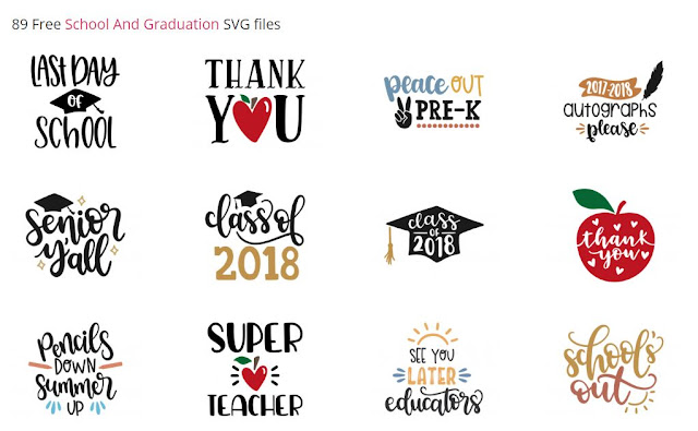 Download Graduation SVGs & Projects For Cricut
