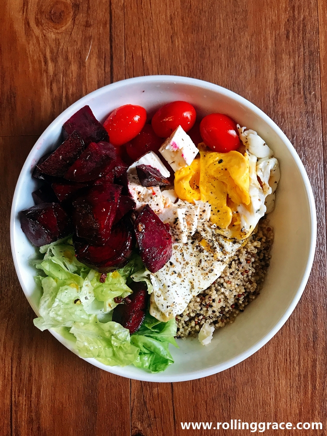 Easy Homemade Buddha Bowl Recipes