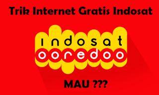 cara mendapatkan kuota gratis dan internet gratis dari indosat