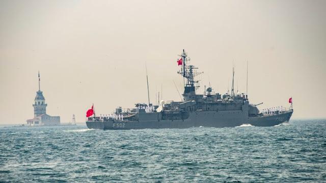 Η τουρκική επίθεση στην ΑΟΖ