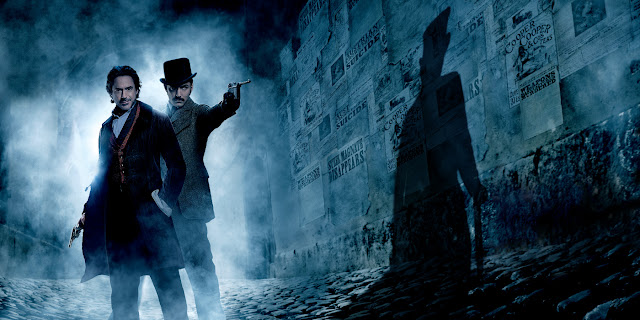 Sherlock Holmes Games of Shadows