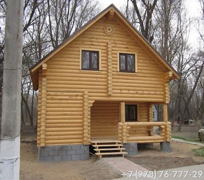 Строительство жилых деревянных домов