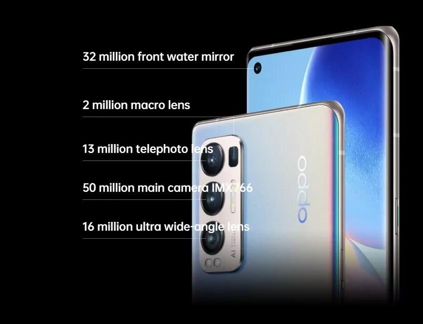 Oppo Reno5 Pro+ 5G