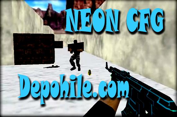 Counter Strike 1.6 Neon CFG Parlak Silahlar, Sekmeme Hilesi 2020