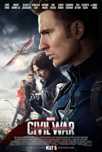 Captain America: Civil War (BRRip 720p Dual Latino / Ingles) (2016)