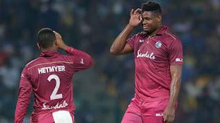Oshane Thomas 5-28 - Sri Lanka vs West Indies 1st T20I 2020 Highlights