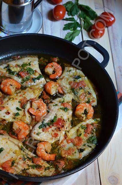 hiperica di lady boheme blog di cucina, ricette gustose, facili e veloci. Ricetta filetti di platessa in padella