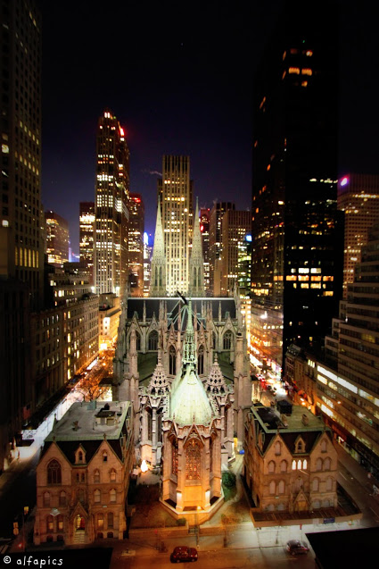 St Patrick's Cathedral-New York