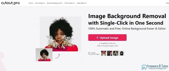 Remove Backround : un outil en ligne pour supprimer facilement l'arrière plan des photos