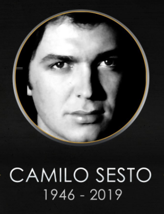 Camilo Sesto con Ángela Carrasco - Callados (Vídeo)