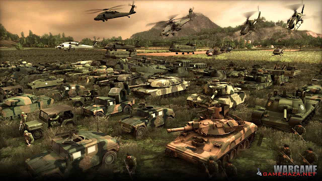 Wargame Red Dragon Gameplay Screenshot 4