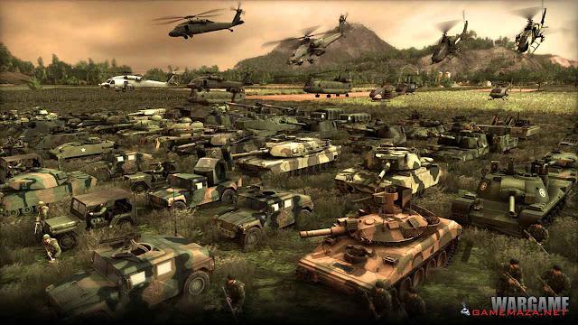 Wargame Red Dragon Gameplay Screenshot 4