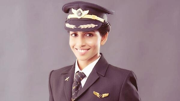 pilot termuda di dunia