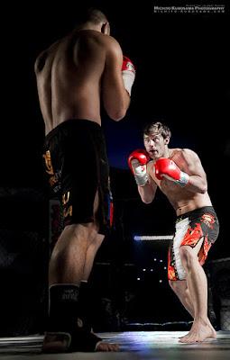 boxing image by Michiyo Kurosawa