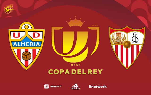 Previa UD Almería - Sevilla FC