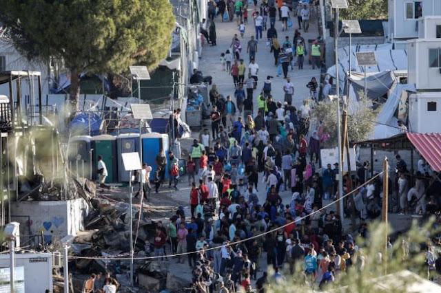 Λέσβος: Ξεπέρασαν τις 20.000 οι αιτούντες άσυλο