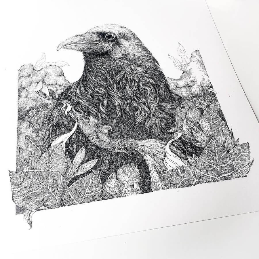 10-Happy-crow-Pavena-www-designstack-co