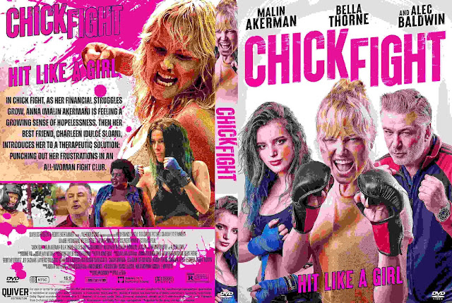 Chick Fight (2020) DVD Cover