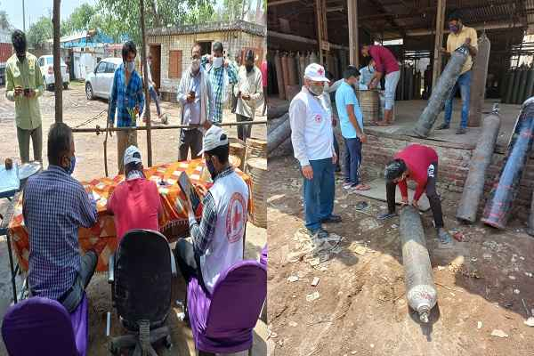 faridabad-oxygen-supply-160-people-at-home-by-administration