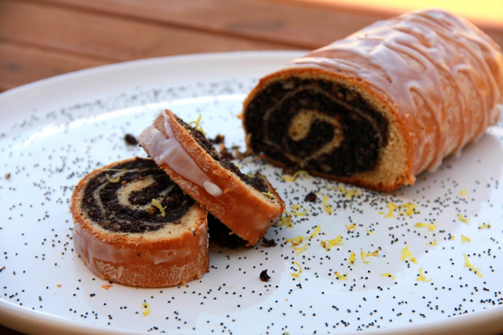 Polish Cake Recipes Uk: Polish Poppy Seed Cake (Makowiec)