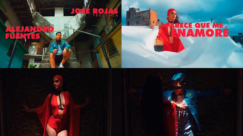 Alejandro Fuentes - ¨Parece que me enamoré¨ - Videoclip - Director: Jose Rojas. Portal Del Vídeo Clip Cubano. Reguetón. Cuba.