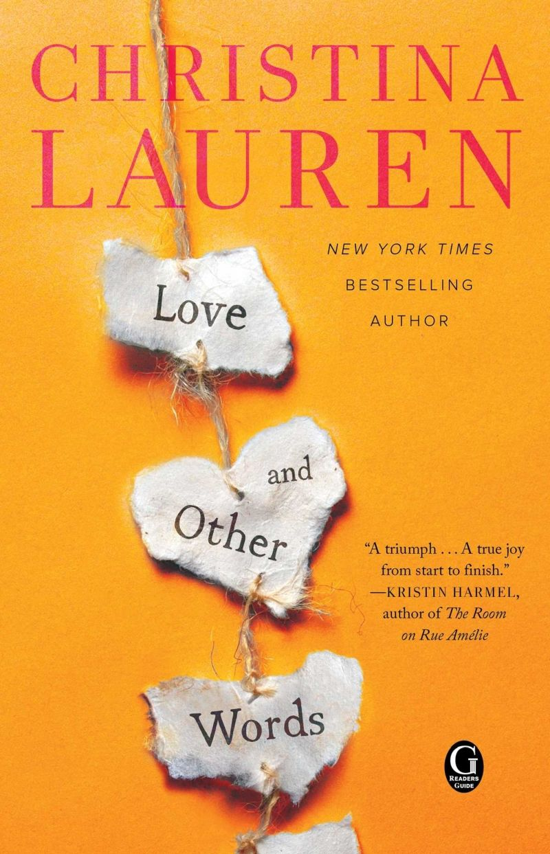 25 Books to Read - Summer 2018 - Love and Other Words by Christina Lauren