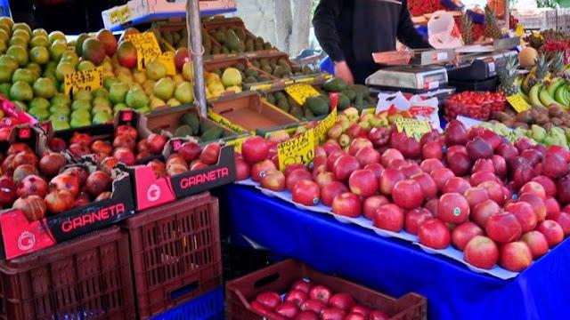 Η λίστα των παραγωγών που θα δραστηριοποιηθούν στη λαϊκή αγορά του Ναυπλίου το Σάββατο 5/12