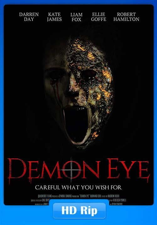 Demon Eye 2019 720p WEB-DL x264 | 480p 300MB | 100MB HEVC