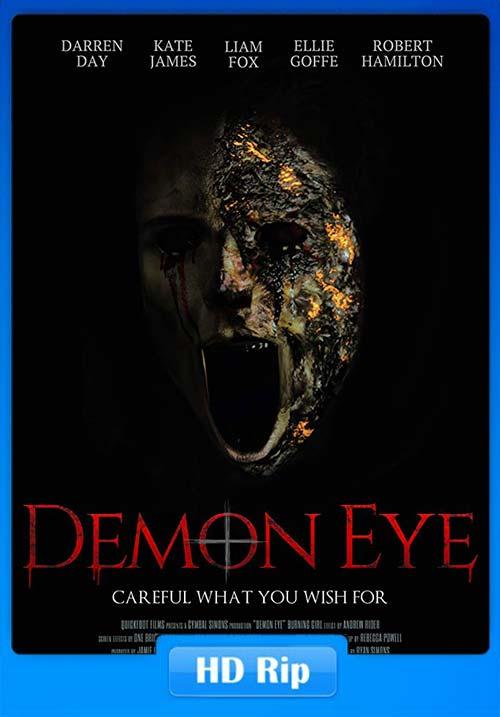 Demon Eye 2019 720p WEB-DL x264 | 480p 300MB | 100MB HEVC
