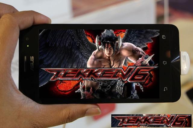 تحميل لعبة tekken 6 الأصلية على هاتفك الأندرويد