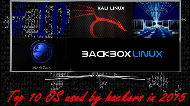 Best 10 operating systems(OS) for Hackers/pentesting. 1