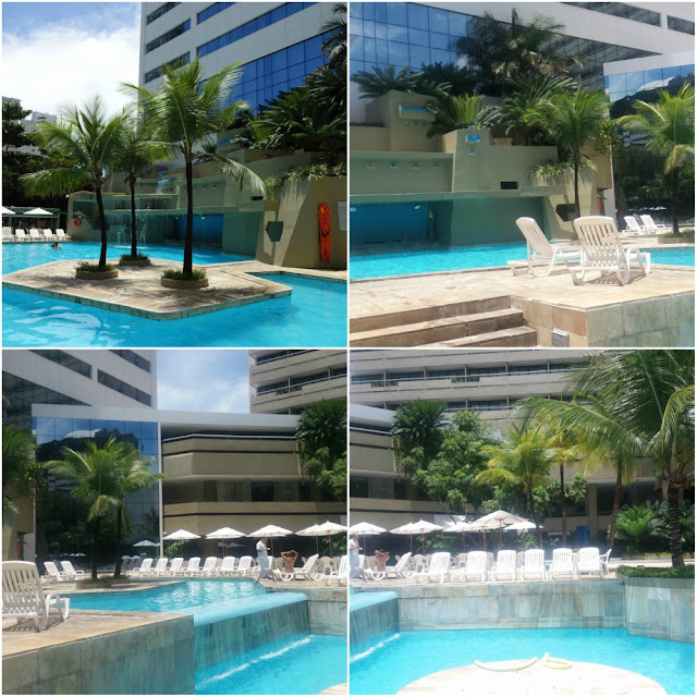 Dica de hospedagem em Recife: Mar Hotel Conventions