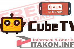 Cube TV Live Streaming Game Software Download For PC