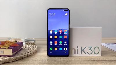 Spesifikasi & Harga Xiaomi Redmi K30