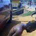 Omg! Thief stripped, beaten and intestine ripped out by a mob in Liberia (Graphic photos)