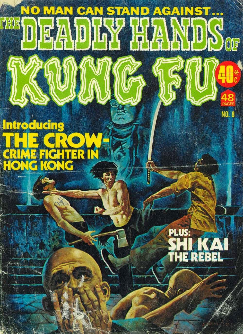 Selecciones Ilustradas kung fu