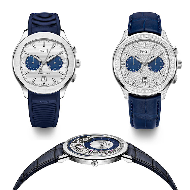 Three new Piaget timepieces will celebrate father's day in style