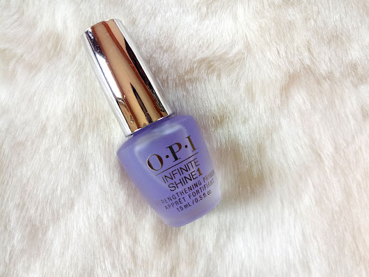 RedAliceRao: OPI Infinite Shine Strengthening Primer