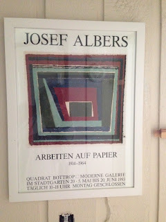 """josef albers"" ""work on paper"" ""big shot"""