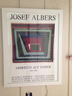 """josef albers"" ""work on paper"" ""big shot"""