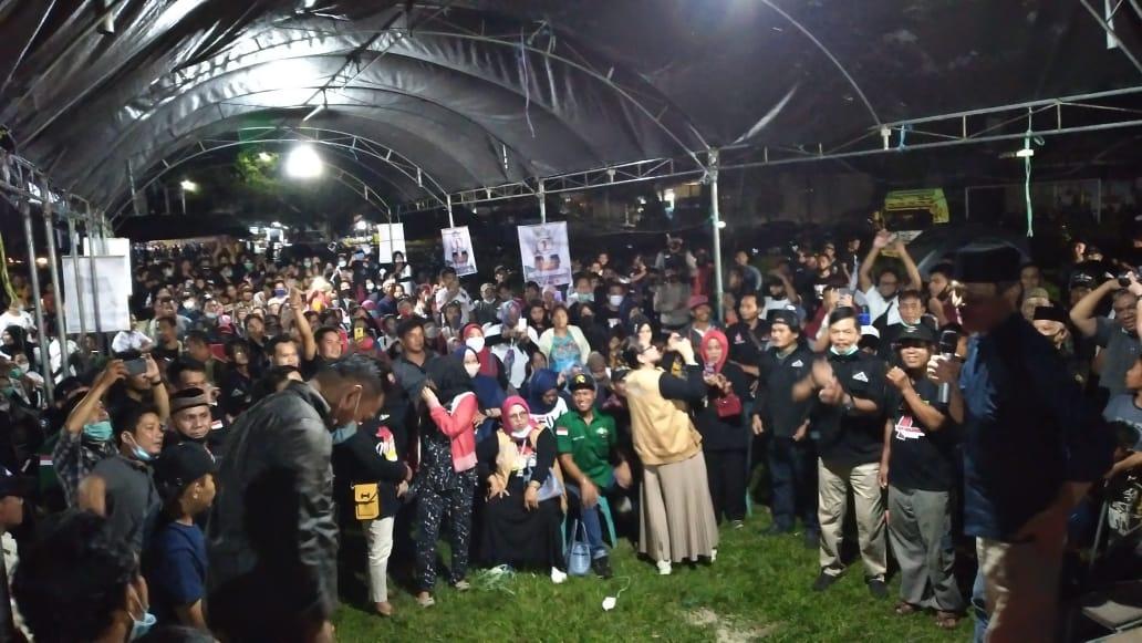 Warga Salassa Baebunta Ingin Perubahan, Kampanye Thahar Rum Tak Terbendung