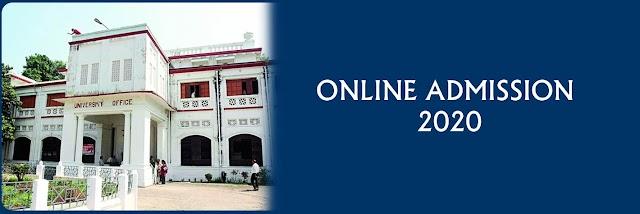 Patna University Admission 2021: Registration UG   PG