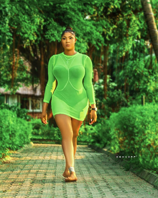 10 Assassins' Bullets Removed From My Head, 2 Close To My Eyes- Actress Angela Okorie